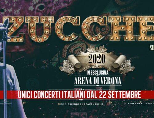 #Concerto di #Zucchero a #Verona #2021