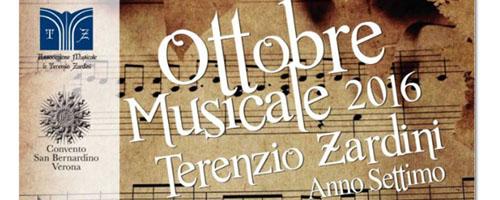 Ottobre Musicale 2016