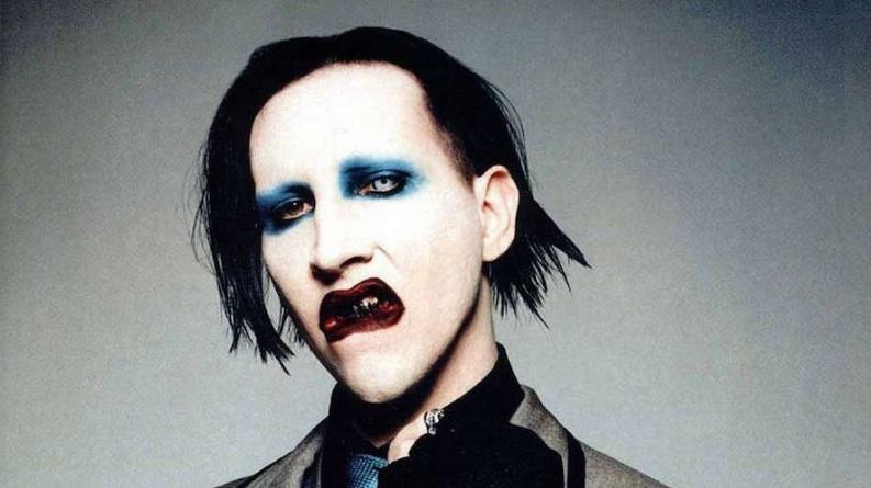 Marilyn Manson a Verona