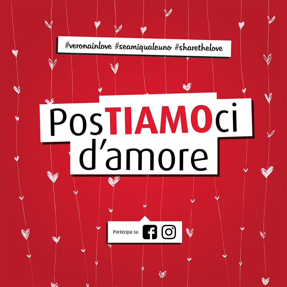 PosTIAMOci d'Amore - Contest Facebook e Instagram