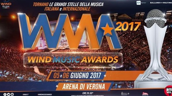 Wind Music Awards all'Arena a Verona
