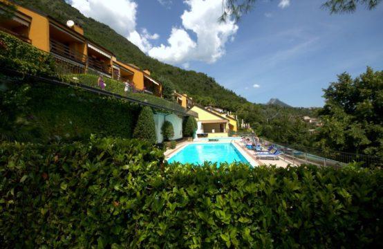 Panoramic house on Lake Garda