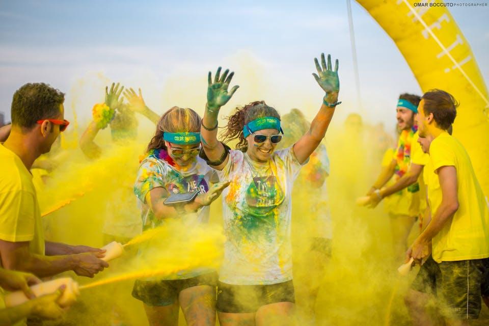 The Color Run Verona 2017