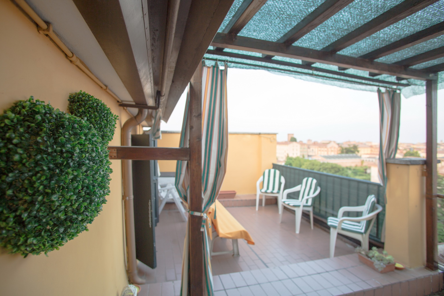 San Zeno small apartment whit terrace