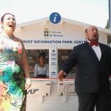 Tourist information Park Centro