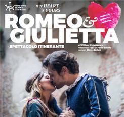 Romeo e Giulietta. My heart is yours
