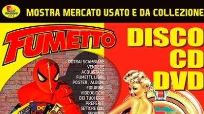 Mostra Mercato del Disco e del Fumetto da Collezione a Verona