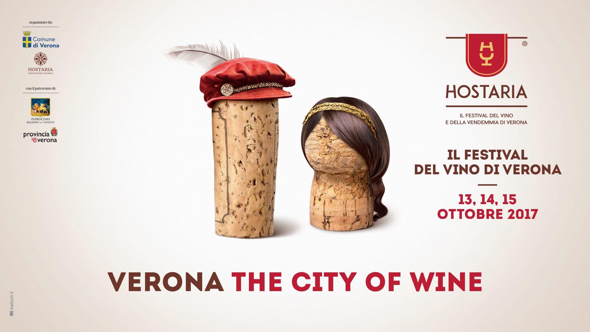 Hostaria Verona 2017 - Il Festival del Vino