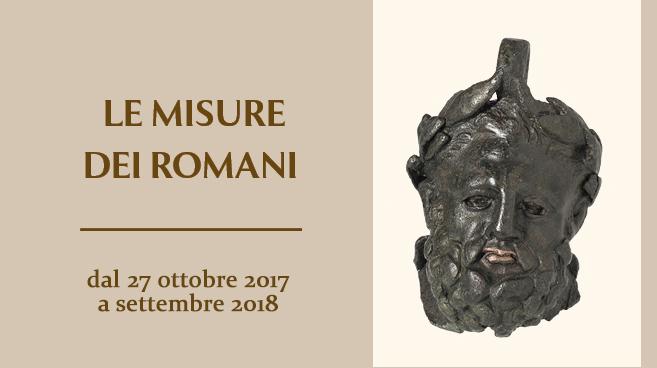 LE MISURE DEI ROMANI