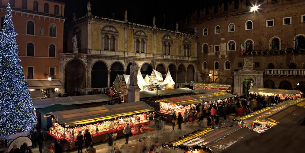 Mercatini di Natale di Verona
