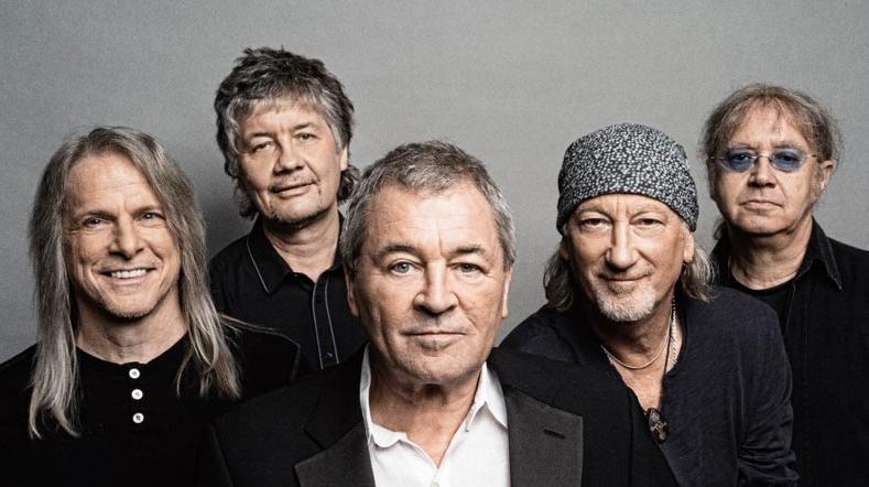 Concerto dei Deep Purple a Verona