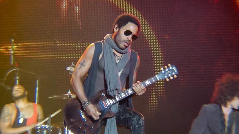 Lenny Kravitz a Verona
