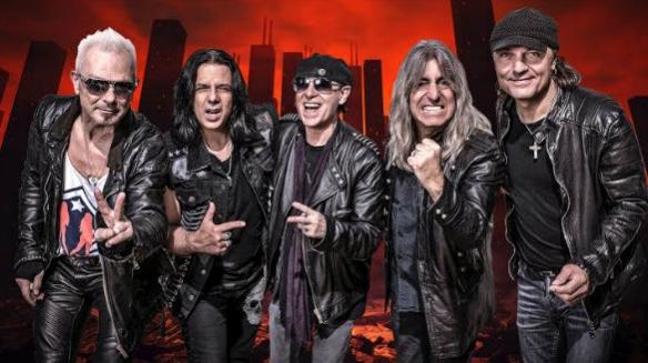 Scorpions a Verona