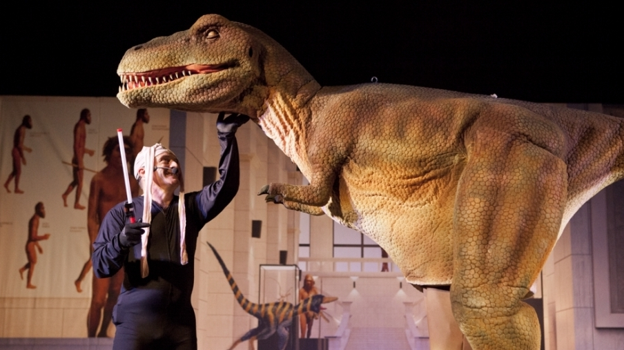 Dinosaur Show Live Experience 2018
