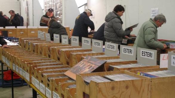Mostra Mercato del Disco usato e da Collezione a Verona 2018