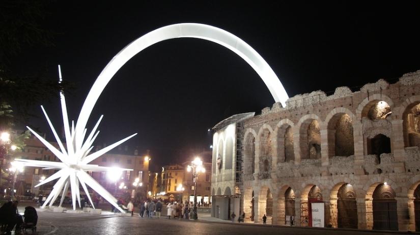 Capodanno in Piazza Bra a Verona 2019